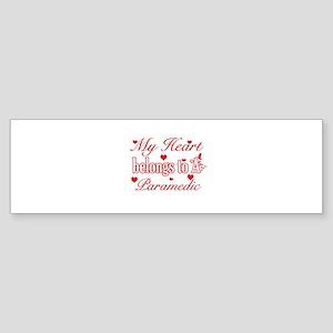 Paramedic Design Sticker (Bumper)