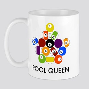 Pool Queen Mug