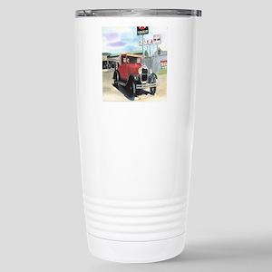 Model A Stainless Steel Travel Mug