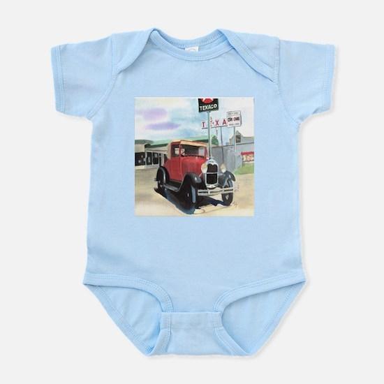 Model A Infant Bodysuit