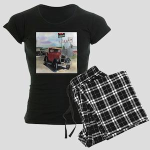 Model A Women's Dark Pajamas