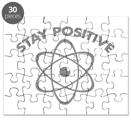 Stay Positive Puzzle