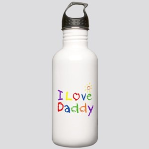 I Love Daddy Stainless Water Bottle 1.0L