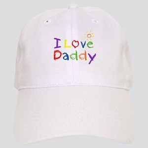 I Love Daddy Cap