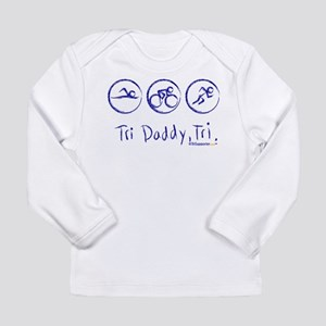 tri_daddy Long Sleeve T-Shirt