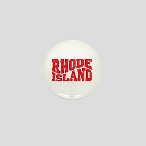 Rhode Island Mini Button