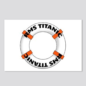 RMS Titanic Postcards (Package of 8)
