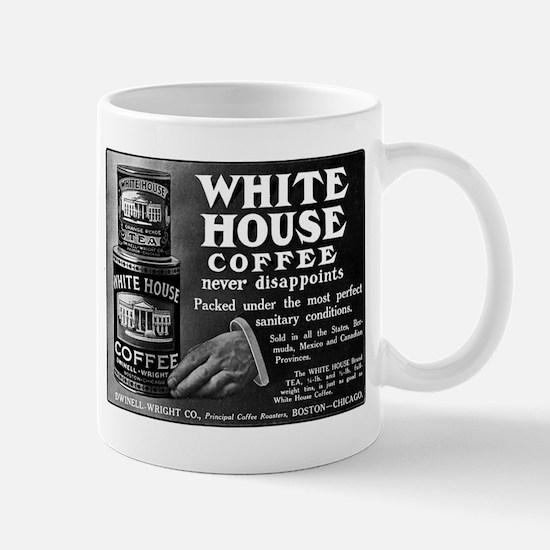 Vintage Coffee Ad Mug