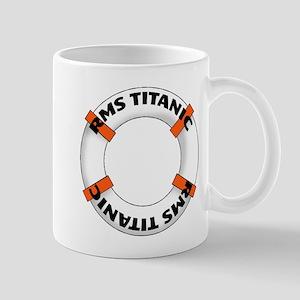 RMS Titanic Mug