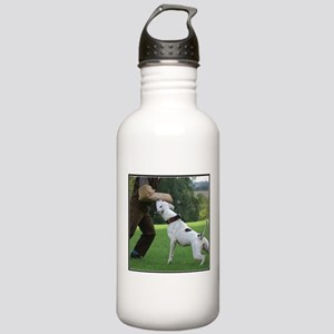 Schutzhund American Bulldog Stainless Water Bottle