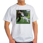 Schutzhund American Bulldog Light T-Shirt