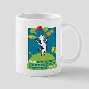 Blue RVF 2012 Mug