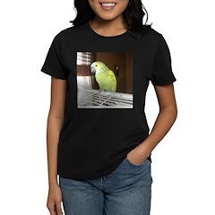 Amazon Parrot/ Nanette Women's Dark T-Shirt