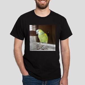 Amazon Parrot/ Nanette Dark T-Shirt