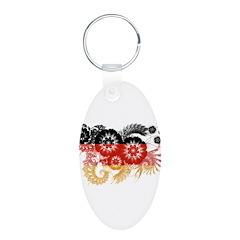 Germany Flag Keychains