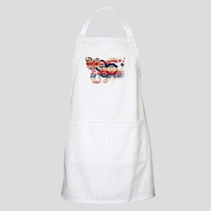 Hawaii Flag Apron