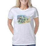 Pi-15 Six Sigmas (10x10 Co Women's Classic T-Shirt