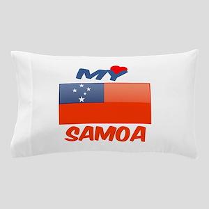 My Love Smaoa Pillow Case