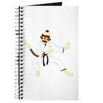 Sock Monkey Karate Journal