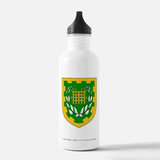 Unser Hafen Water Bottle