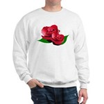 Two Red Roses Sweatshirt