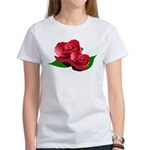 Two Red Roses Women's T-Shirt