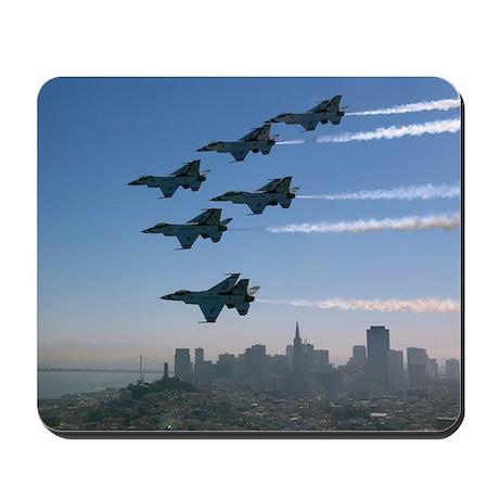 Thunderbirds San Francisco Mousepad