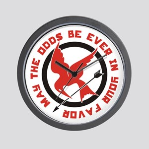 May the Odds be Ever in Your Wall Clock