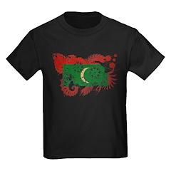 Maldives Flag T