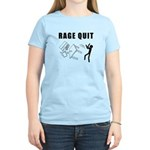 Rage Quit Women's Light T-Shirt