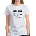 Rage Quit Women's T-Shirt