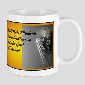 Heaven doesn't want us Mug