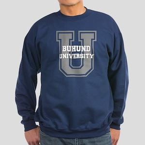 Buhund UNIVERSITY Sweatshirt (dark)