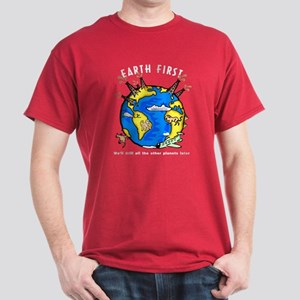 Earth First Dark T-Shirt