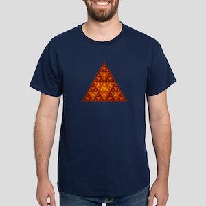Sierpinski Dark T-Shirt