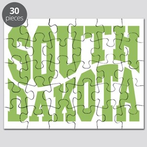 South Dakota Puzzle