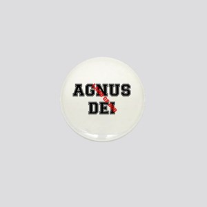 AGNUS DEI - LAMB OF GOD Mini Button