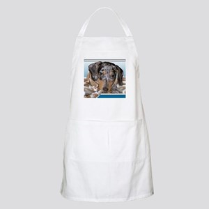 Speckled Dachshund Dogs BBQ Apron