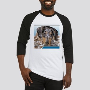 Speckled Dachshund Dogs Baseball Jersey
