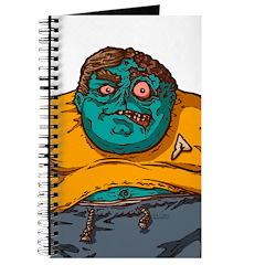 Zombie Fanboy Journal