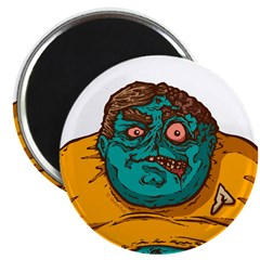 Zombie Fanboy Magnet