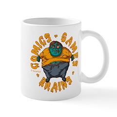 Zombie Fanboy Mug