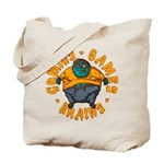 Zombie Fanboy Tote Bag