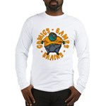 Zombie Fanboy Long Sleeve T-Shirt