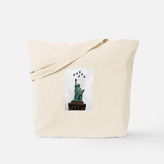 Thunderbirds Liberty Tote Bag