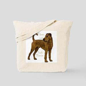 """""""Irish Terrier""""Tote Bag"""