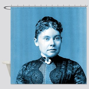 Lizzie Borden Shower Curtain