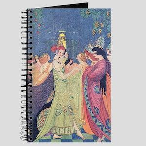 Abbott's Dancing Princesses Journal