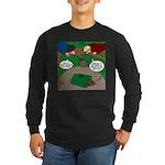 OTL Bear Bag Long Sleeve Dark T-Shirt