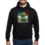 OTL Bear Bag Hoodie (dark)